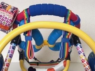 犬の車椅子-ガードスポンジ(前後部分)