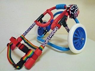 犬の車椅子-フレーム